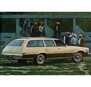 1976 Buick Century Custom Station Wagon 57L V 8 4 Bbl Hydra Matic