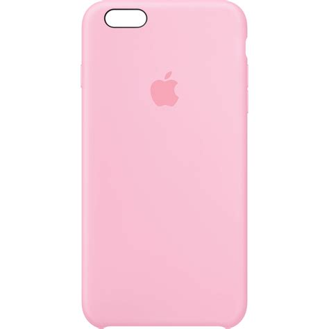 apple iphone 6 plus cases apple iphone 6 plus 6s plus silicone light pink mm6d2zm a