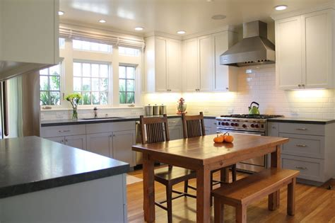 gray blue kitchen cabinets new kitchen ideas on pinterest craftsman style kitchens