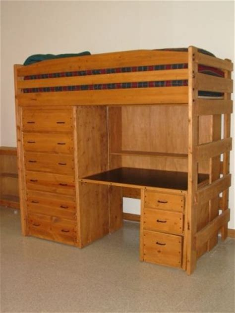 dorm loft bed dimensions woodworking projects plans