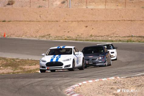 Tesla Racing Teslarati Quot 48 Quot Tesla Races The Fastest Track On The West