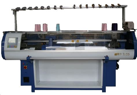 knitting machine china fully fashion flat bed knitting machine photos