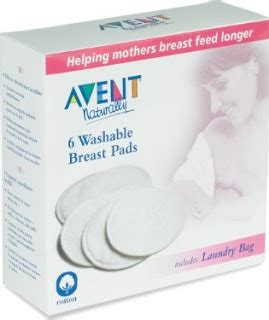 Avent Washable Breast Pads s paradise philips avent washable breast pads