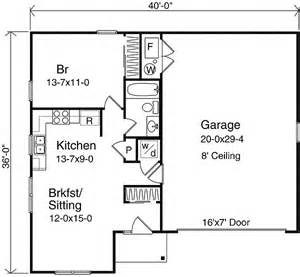 plan 2225sl one story garage apartment house