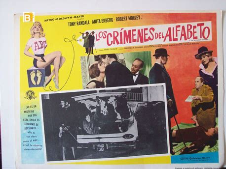 los crmenes del abecedario quot los crimenes del alfabeto quot movie poster quot the alphabet murders quot movie poster