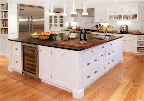 Handmade Kitchen Island - 70 spectacular custom kitchen island ideas home