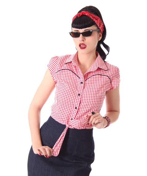 50iger Jahre Style by Sugarshock Julina Rockabilly 50er Jahre Pin Up Style Retro