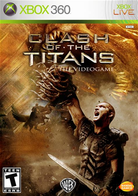 clash of the titans xbox 360 game clash of the titans playstation 3 e xbox 360 joysticky