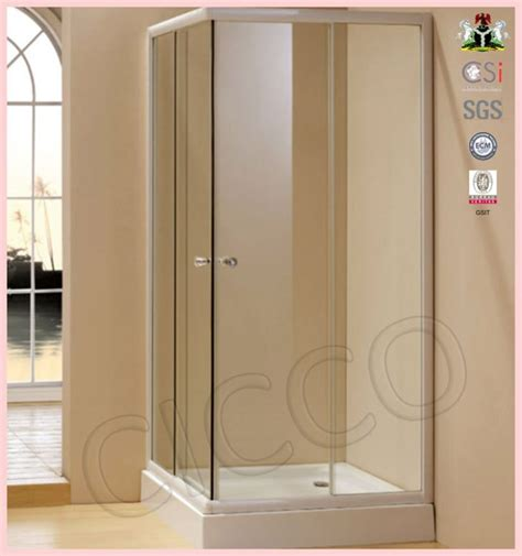 Cheap Sliding Shower Doors China Cheap Sliding Spare Parts Shower Enclosure Suppliers And Manufacturers Factory Cicco
