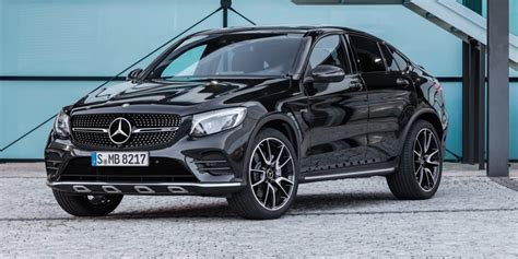 mercedes new suv mercedes glc coupe suv is aimed at the bmw x4