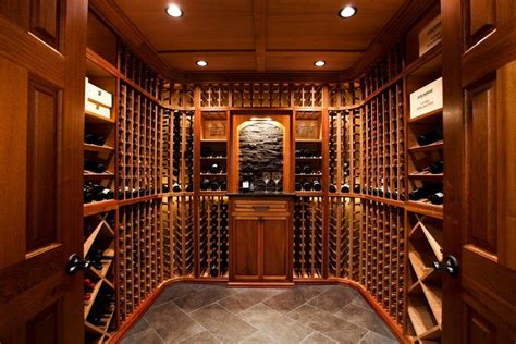 adding wine cellar to basement current in