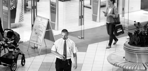 Retail Security Guard by Security Services Ireland Your Trusted Security Company