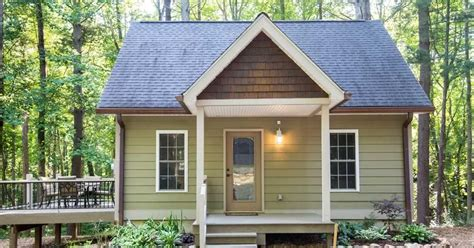 tiny houses for rent in nc tiny woodland cottage doesn t only boast the best views