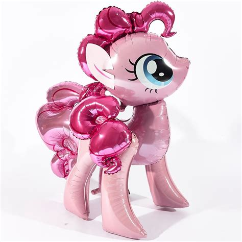 Balon Foil Pony Pink my pony pinkie pie airwalkers helium balloon card