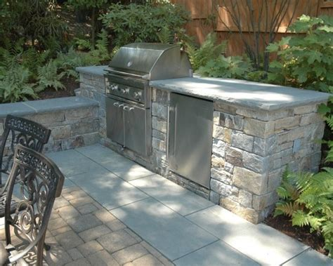 simple island outdoor kitchen ideas
