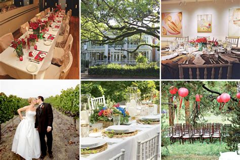 small wedding packages new 2 small weddings big on charm five unique wedding venues to say i do