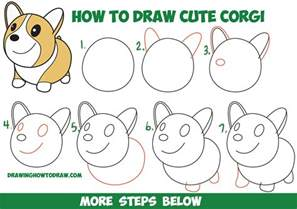 cute cartoon animals to draw step by step search results
