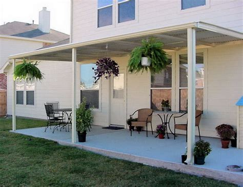 how to design idea covered back patio garden design