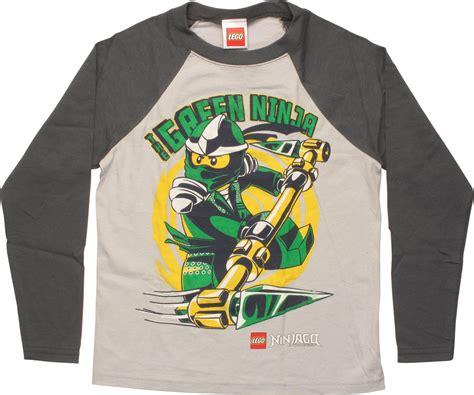 raglan lego lego ninjago green raglan juvenile t shirt