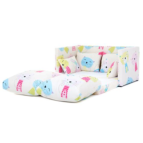 girls fold out couch children s prints bedroom sofa bed fold out boys girls