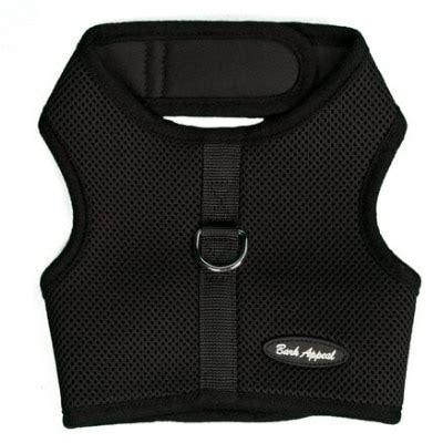 velcro harness buckle free mesh wrap n go velcro bark appeal harness vest