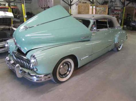 1948 buick roadmaster convertible for sale 1948 buick roadmaster convertible