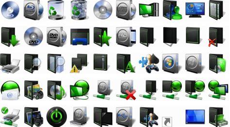 download themes e63 full icon full glass green 7tsp пакет иконок