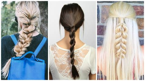 all kinds of hair style that have braides what are the different types of braids hair world magazine