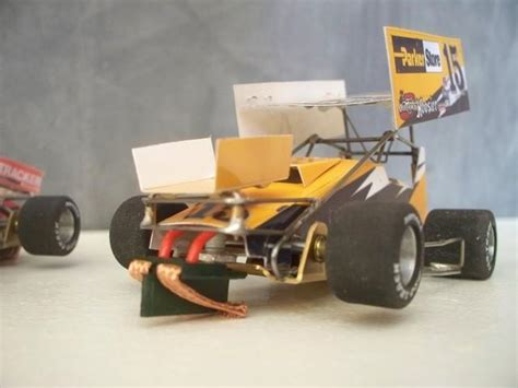 Scratch Built Model Cars