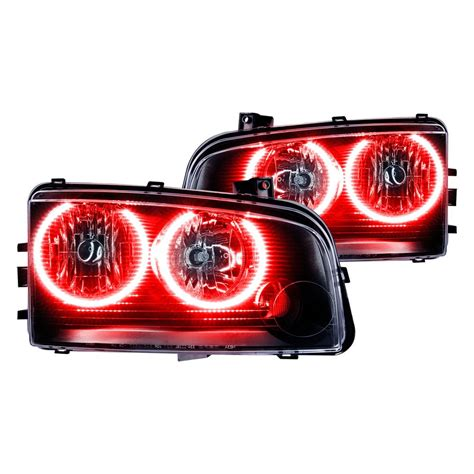 oracle lighting charger oracle lighting 174 dodge charger with factory halogen