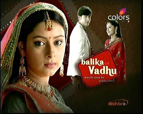 colors serials balika vadhu 15th may 2012 colors tv drama