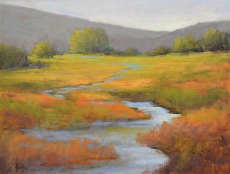 original land the gallery for gt oil pastel paintings landscape