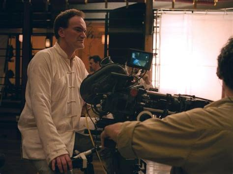 does quentin tarantino use film or digital film vs digital in the same way that a new generation of