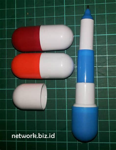 Jam Meja Digital Unik Portable Magnet Count Timer pulpen promosi lucu bentuk kapsul network biz id
