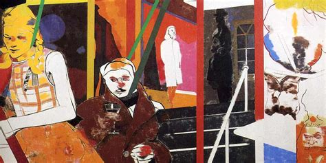 r b kitaj confessions of an painter autobiography books r b kitaj widewalls