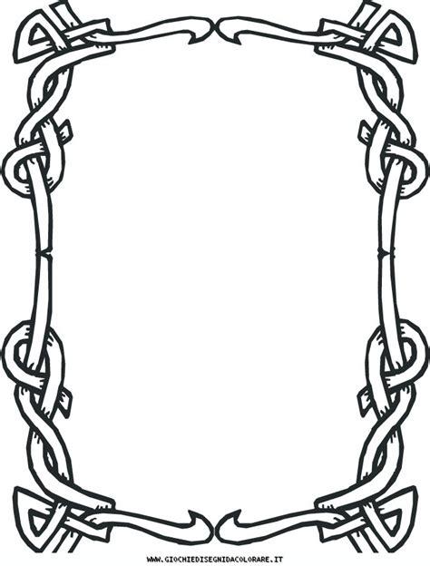 disegni per cornici cornici da colorare disegni di cornici e cornicette