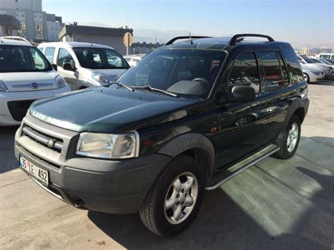 land rover freelander 2001 land rover freelander 2 0 td4 premium 2001 dizel