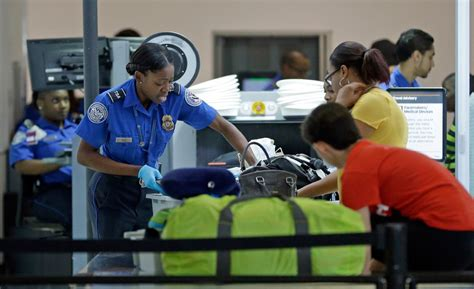 Tsa Employee Background Check Airport Screening Officers Win Battle For Security S World