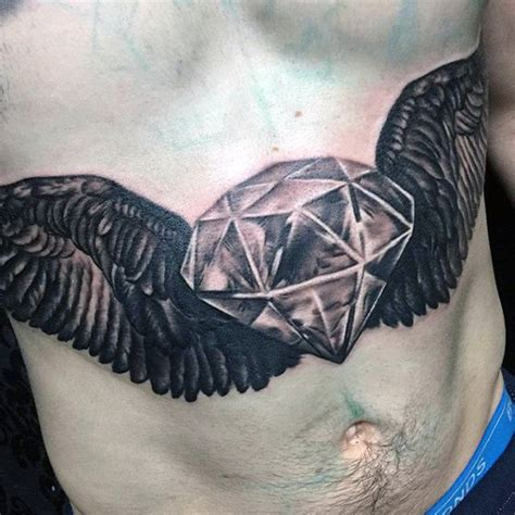 diamond tattoo for men 70 designs for precious ink