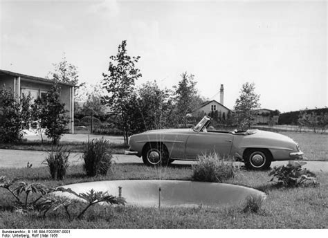 Mercedes Factory Parts by Mercedes Factory In 1956 Part 1956 Vehicles
