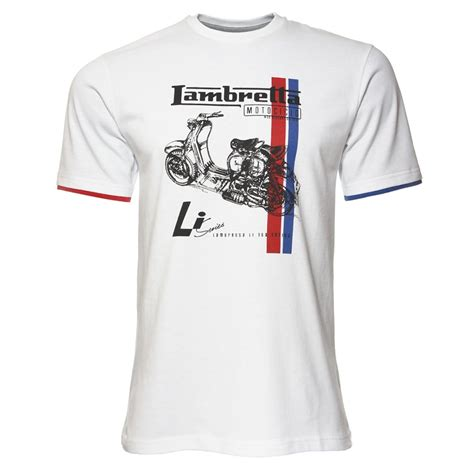 design t shirt vespa lambretta skeleton print li 150 series scooter t shirt jon