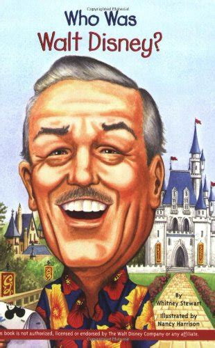 walt disney biography for students quot who was walt disney quot a wonderful book for early