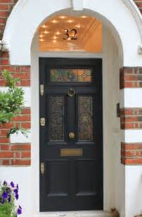Edwardian Front Door Edwardian Front Door With Leaded Light