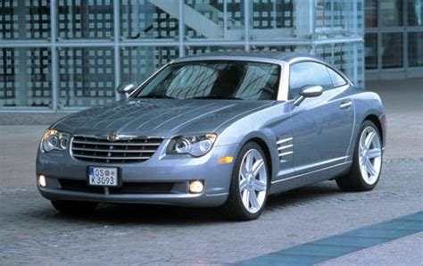 used 2005 chrysler crossfire for sale pricing features edmunds