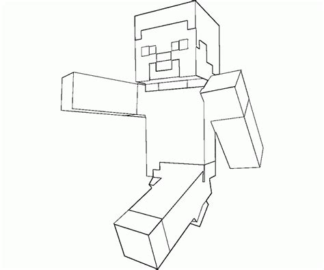 coloring pages minecraft interesting cliparts