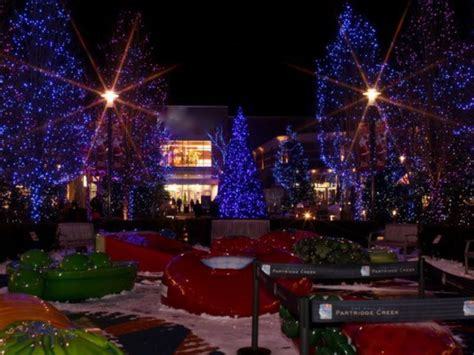 partridge creek to kick start holidays with two day tree