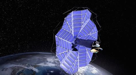 Origami Telescope - origami in space design squad global pbs