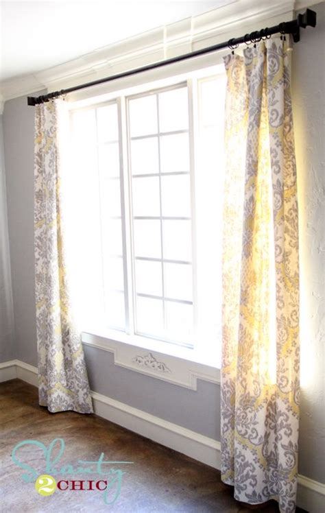 curtain making 33 best gray white yellow love images on pinterest