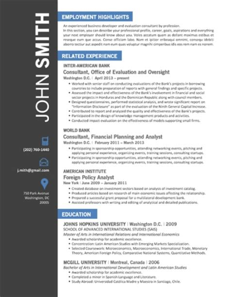 eye catching resume templates office resume template trendy resumes