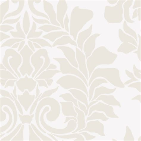 Jw Wallpaper Sticker Simple White Texture damask wallpaper damask fabric damask pattern designer damask wall coverings by simple shapes